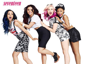 Little Mix: 'We've asked One Direction for advice on cracking America'