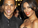 Marvin Hume and Rochelle Humes at the Water for Elephants - UK film premiere held at the Vue Westfield, 3 May 2011
