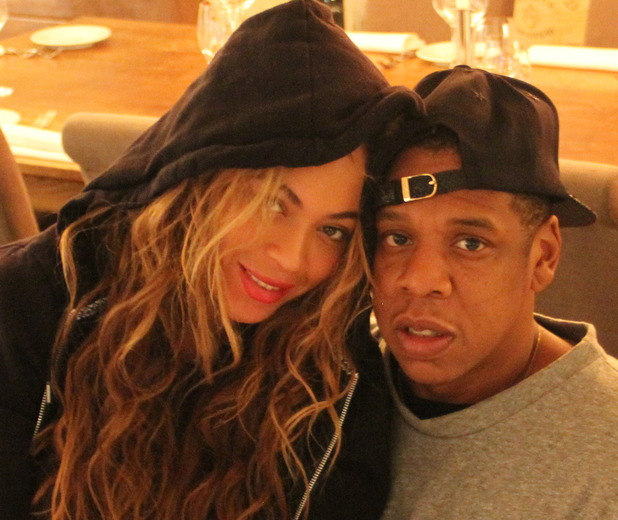 Beyonce posts pictures from night out with Jay-Z, May 31