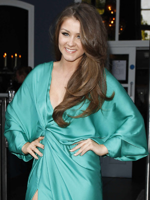 Brooke Vincent's 21st birthday party at Great John Street Hotel, June 8 2013