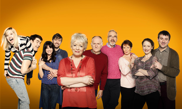 Love and Marriage, full cast shot, Wed 6 Jun