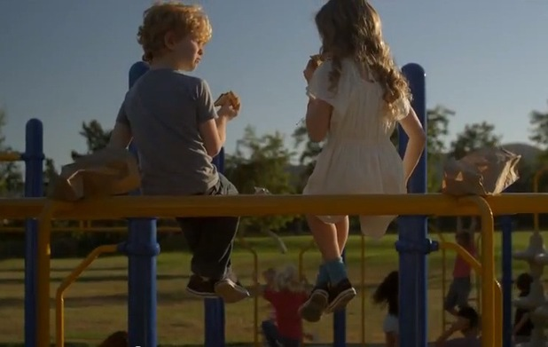 Ed Sheeran and Taylor Swift in 'Everything Had Changed' - June 2013