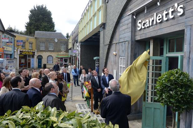 EastEnders, Ian's restuarant opens, Fri 7 Jun