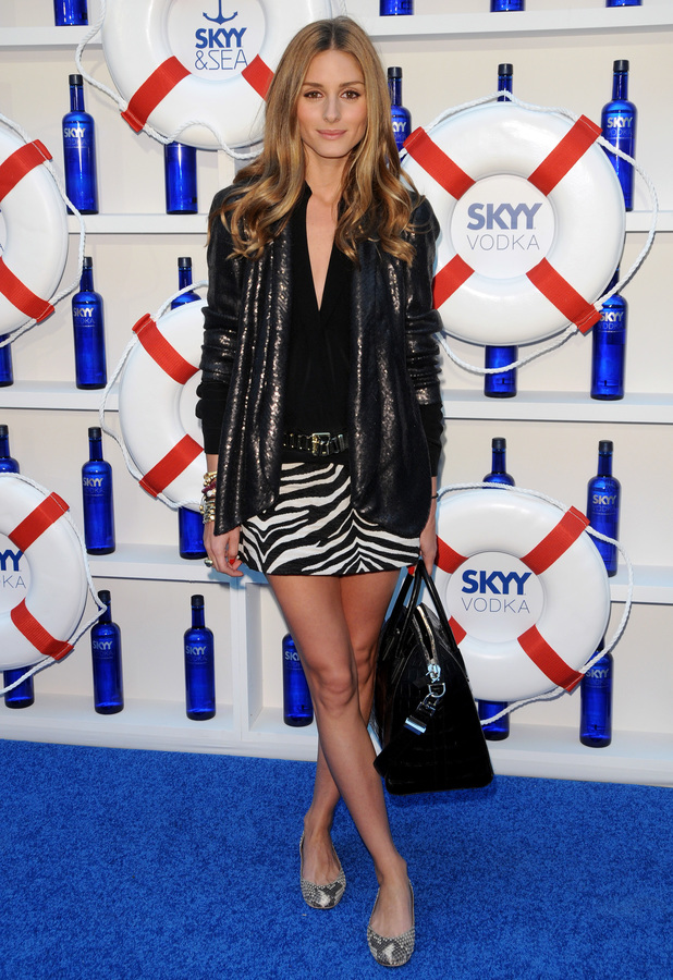 Olivia Palermo Skyy Vodka hosts kick-off Party for the Governors Ball Music Festival
