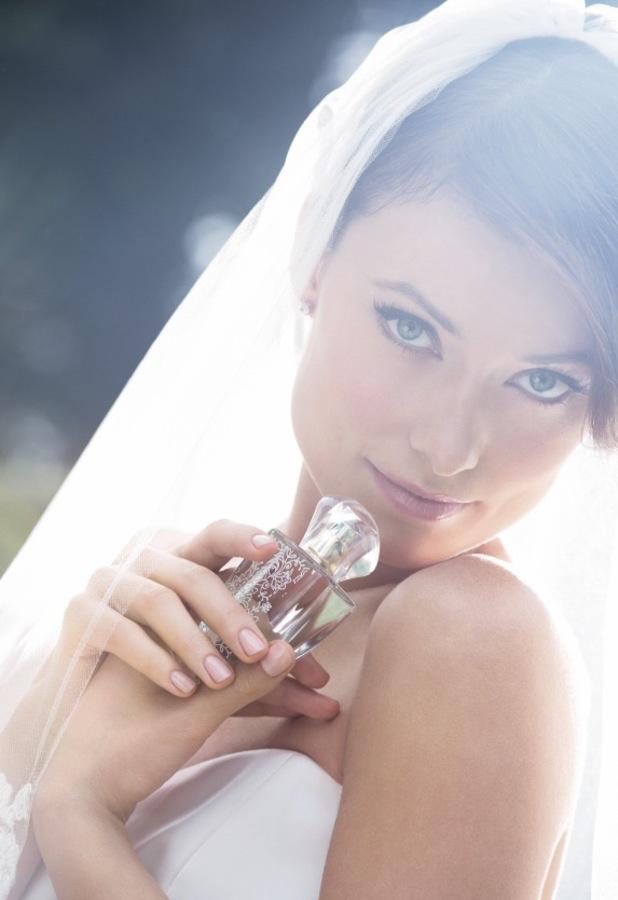 Olivia Wilde Avon amour fragrance