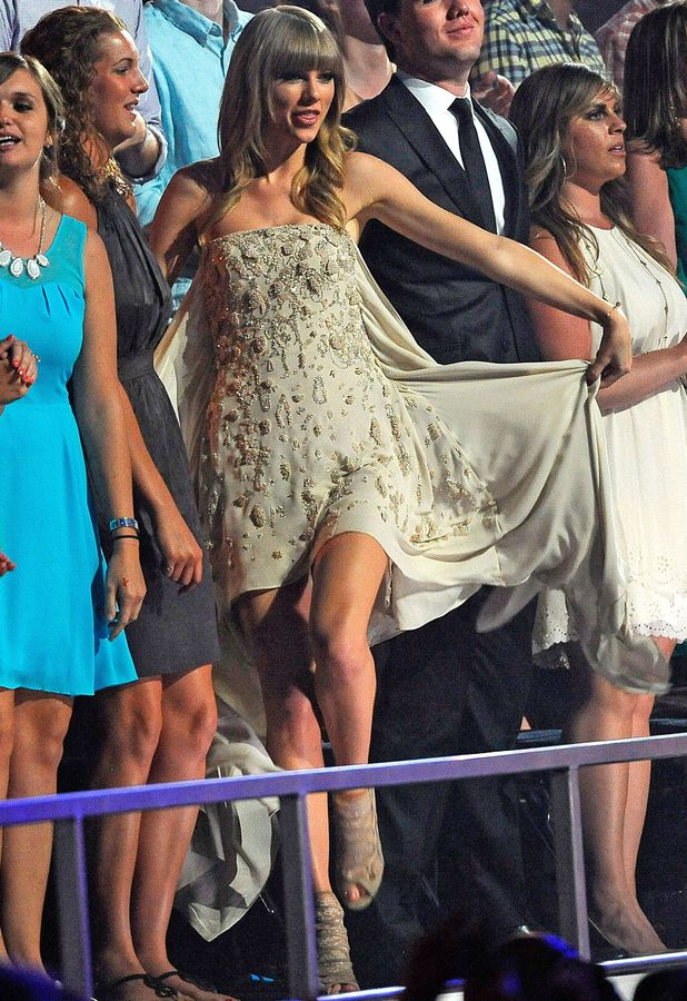 Taylor Swift 2013 CMT Music Awards, Nashville, America - 05 Jun 2013