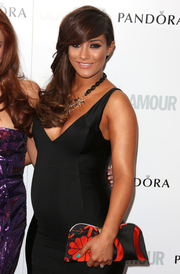 Frankie Sandford, The Glamour Women of the Year Awards 2013, 4 June 2013