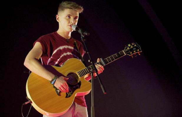 Jordan O'Keefe, 'Britain's Got Talent' Final TV Programme, London, Britain. - 08 Jun 2013