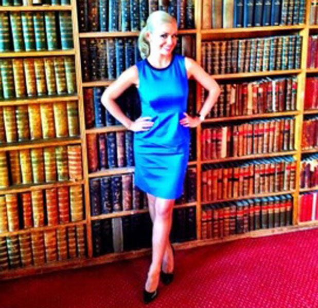 Katherine Jenkins at Oxford Union, 6 June 2013