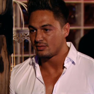 The Only Way Is Marbella, Lucy Mecklenburgh & Mario Falcone, 5 June 2013
