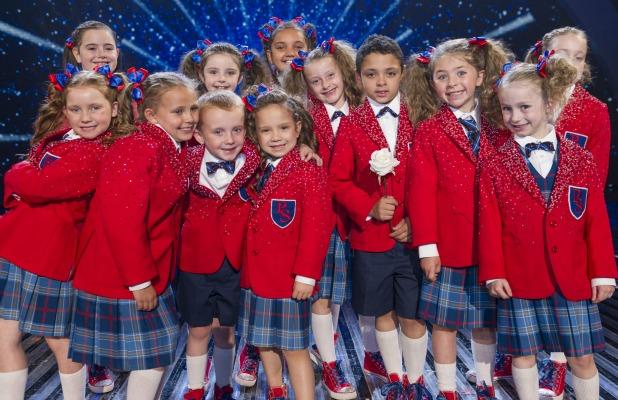 Pre Skool. 'Britain's Got Talent' Final TV Programme, London, Britain. - 08 Jun 2013