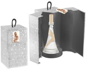 Rihanna nude perfume limited edition bottle