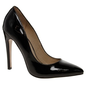 Frited Patent Court Shoes, £50, Aldo at ASOS