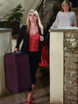 EastEnders, Tanya leaves, Fri 28 Jun