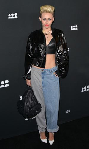 Miley Cyrus - This Is MySpace Event, Los Angeles, America - 12 Jun 2013