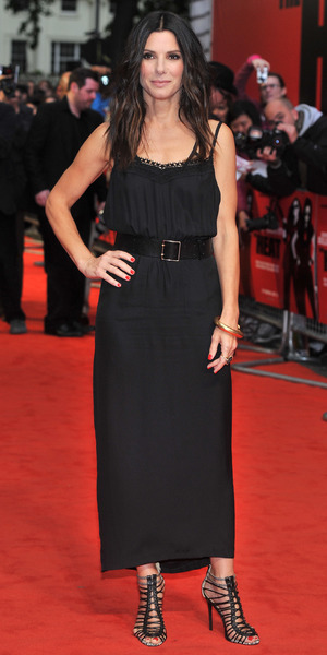 Sandra Bullock U.K. film premiere of 'The Heat' held at the Curzon Mayfair - Arrivals