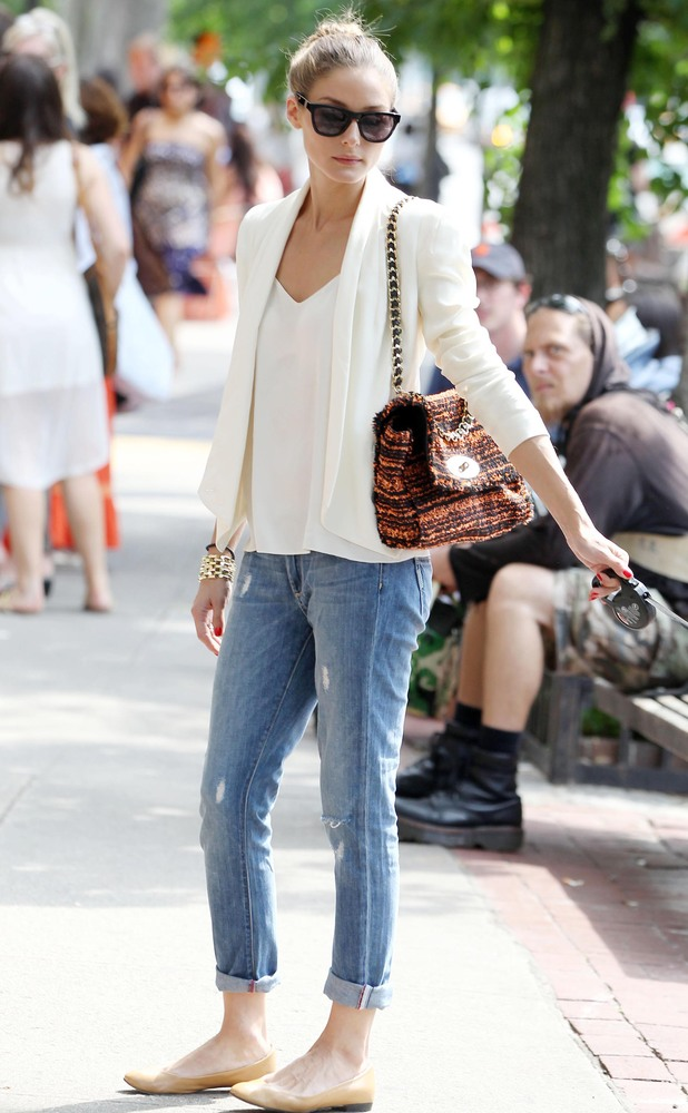 Olivia Palermo out and about, New York, America - 09 Jun 2013