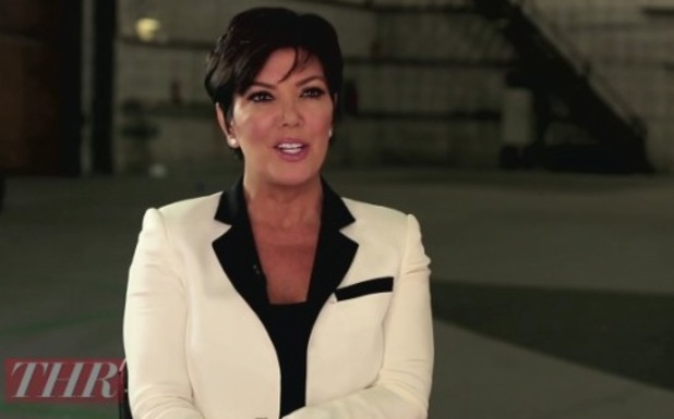 Kris Jenner talks to The Hollywood Reporter - 13 June 2013