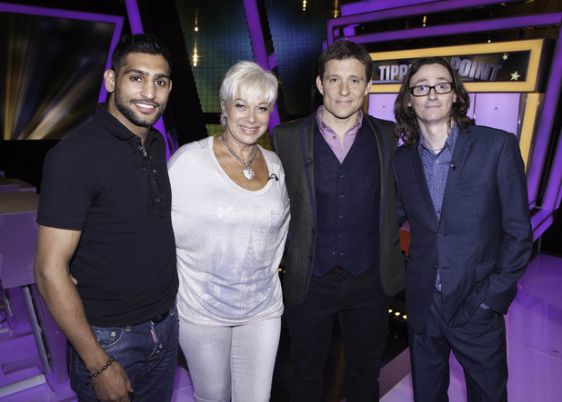 Tipping Point: Lucky Stars, Denise Welch, Amir Khan and Ed Byrne, Sun 22 Jun