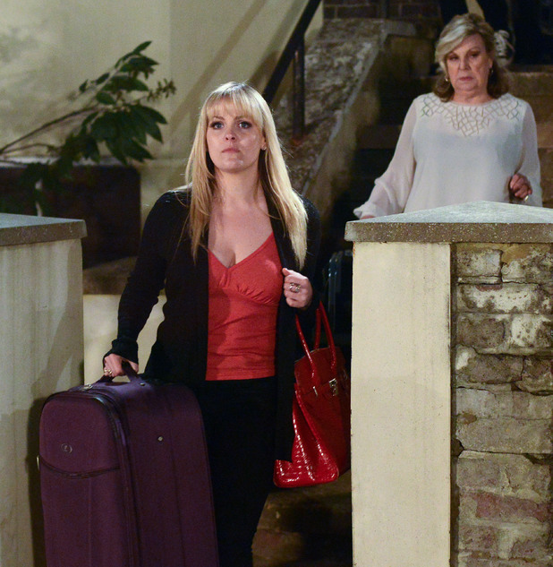 EastEnders, Tanya leaves, Fri 28 Jun