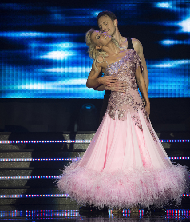 Natalie Lowe and Ian Waite - Strictly Come Dancing tour