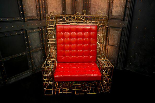 2013 Big Brother Diary Room chair unveiled