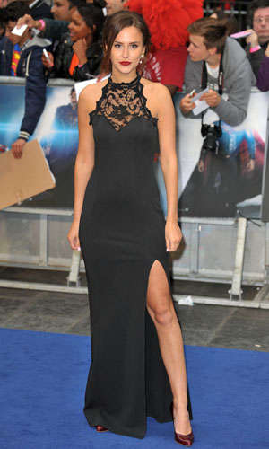 'Man of Steel' European Premiere held at the Empire Leicester Square - Arrivals Person In Image: Lucy Watson Credit : Richfoto/WENN.com