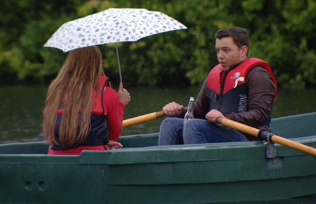 TOWIE (The Only Way Is Essex) episode preview: Sunday 16th June at 10pm on ITV2 James 'Diags' Bennewith goes on a date with Abi Clarke