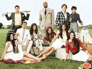 Keeping Up With The Kardashians season seven boxset competition, running June 2013