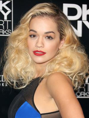 Rita Ora, #DKNYartworks launch held at the fire station, 12 June 2013
