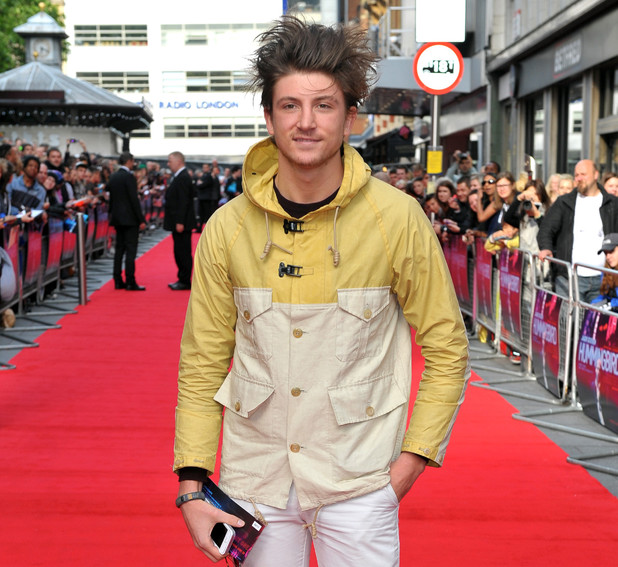 Tom Kilbey - London Premiere of 'The Hummingbird' at the Odeon West End - 17.6.2013