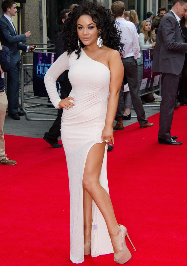 The World Premiere of 'Hummingbird' - Chelsee Healey - 17 June 2013