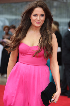 The Arqiva British Academy Television Awards (BAFTA's) 2013 Caption:	The Arqiva British Academy Television Awards (BAFTA's) 2013 held at the Royal Festival Hall - Arrivals Person In Image:	Binky Felstead Credit : Lia Toby/WENN.com Special Instructions :