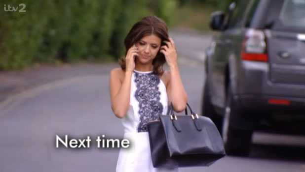 Lucy Mecklenburgh on TOWIE, preview on 16 June 2013