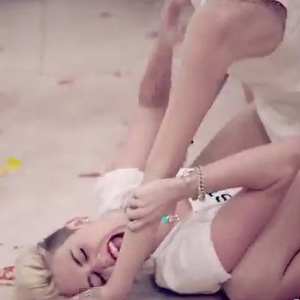 Miley Cyrus new music video - We Can't Stop