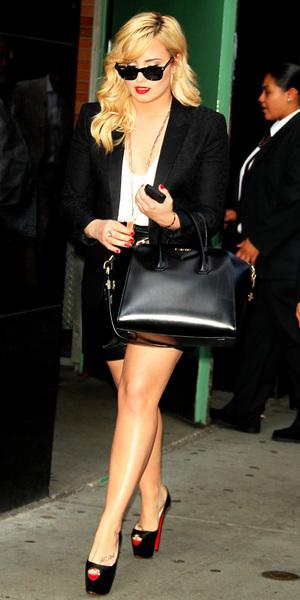 Demi Lovato 'Good Morning America' TV show, New York, America - 27 Jun 2013