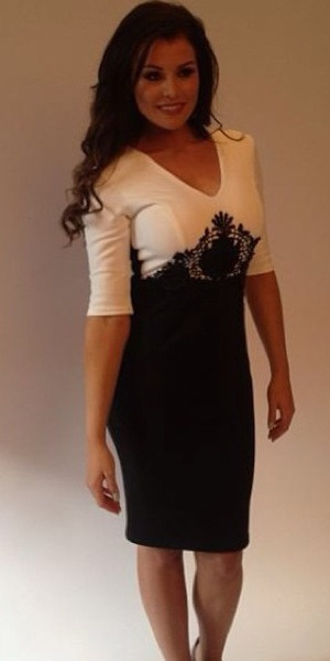 Jessica Wright TOWIE dress collection lipstick boutique