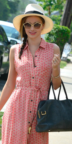 Miranda Kerr out and about, New York, America - 27 Jun 2013