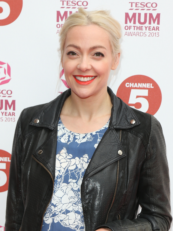 Cherry Healey at the Tesco Mum of the Year Awards - London, 3rd March 2013