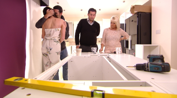 TOWIE's Ricky Rayment hugs Jessica Wright - 25 June 2013