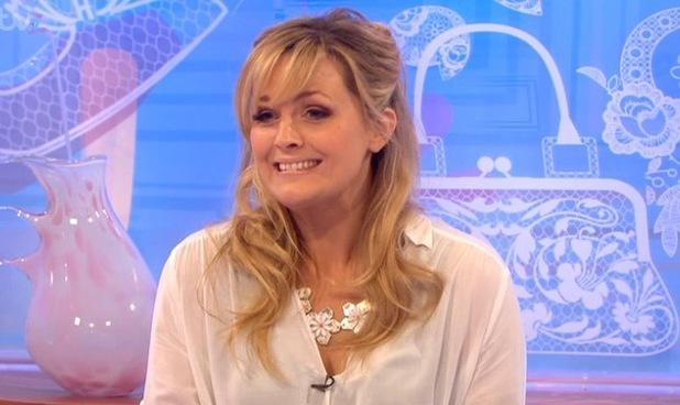 Jo Joyner talks about quitting EastEnders on Loose Women - 26 June 2013