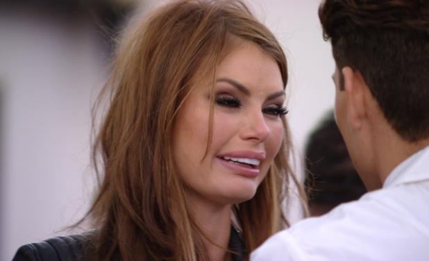 Chloe Sims breaks down in tears in TOWIE - 25 June 2013