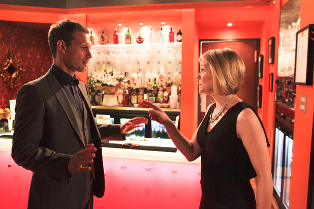 Corrie, Leanne's angry with Nick, Mon 1 Jul