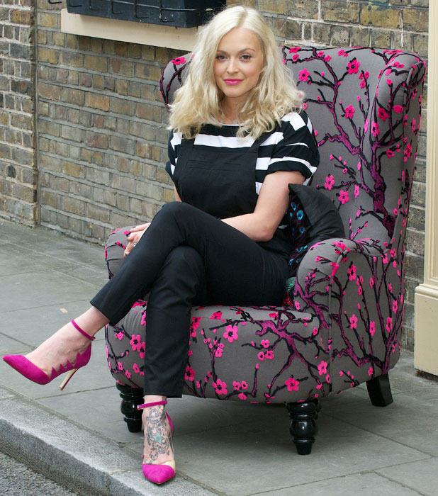 Fearne Cotton launches her Very.co.uk furniture range in London, 26 June 2013