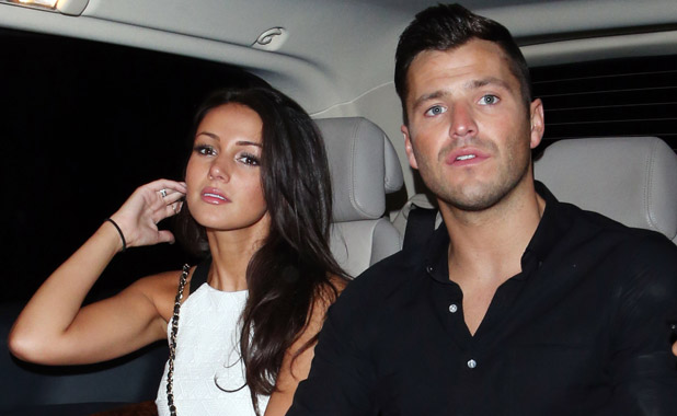 Michelle Keegan's birthday party held at Shaka Zulu Person In Image: Michelle Keegan, Mark Wright Credit : TFlash/WENN.com Special Instructions : Date Created :06/21/2013