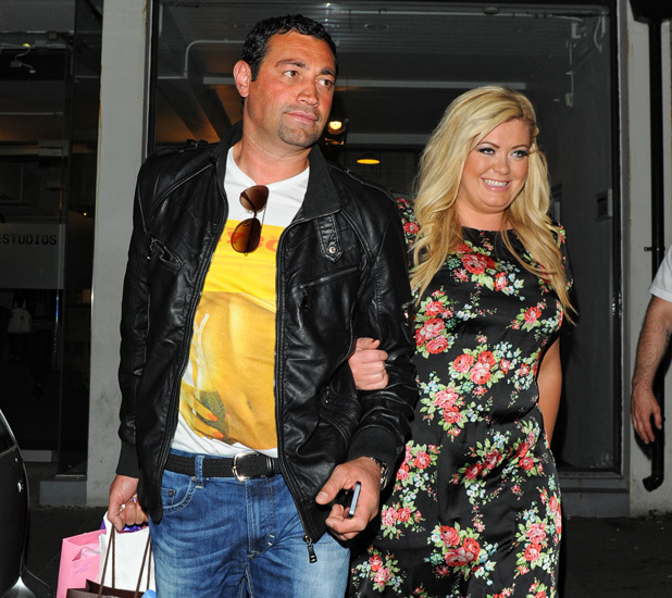 Celebrities leaving Celebrity Juice at Riverside studios in London PersonInImage:Gemma Collins,Rami Hawash Credit :WENN.com Special Instructions : Date Created :05/08/2013