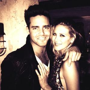 Spencer Matthews and Stephanie Pratt seen out together - July 2013