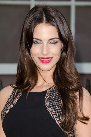Jessica Lowndes attends the Fashion Rules exhibition at Kensington Gardens - London 4 July 2013