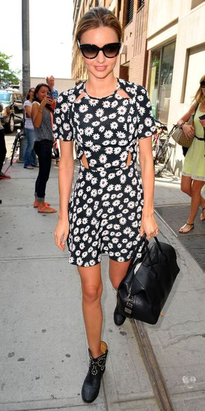 Miranda Kerr out and about, New York, America - 28 Jun 2013