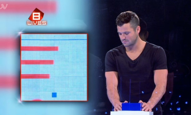 Mark Wright on The Cube - 29 June 2013